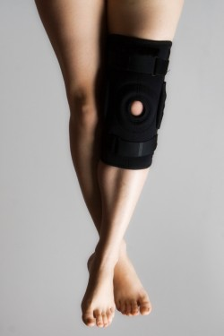 Knee brace picture